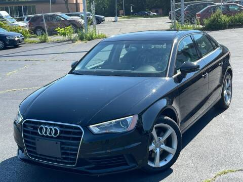 2015 Audi A3 for sale at MAGIC AUTO SALES in Little Ferry NJ
