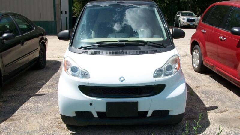 2009 Smart fortwo for sale at Griffon Auto Sales Inc in Lakemoor IL