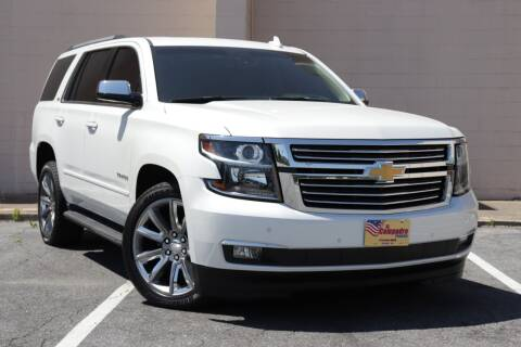 2016 Chevrolet Tahoe for sale at El Compadre Trucks in Doraville GA