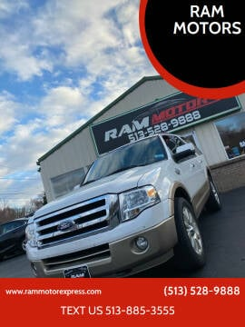 2012 Ford Expedition for sale at RAM MOTORS in Cincinnati OH