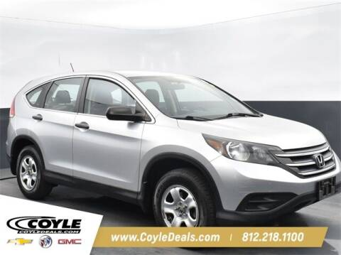 2012 Honda CR-V for sale at COYLE GM - COYLE NISSAN - New Inventory in Clarksville IN