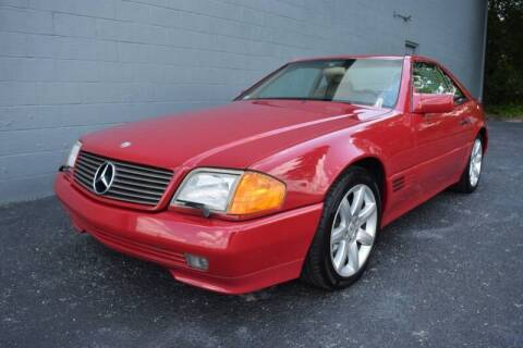 1994 Mercedes-Benz SL-Class for sale at Precision Imports in Springdale AR