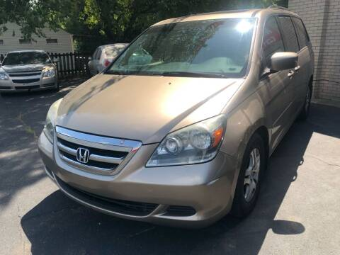 2006 Honda Odyssey for sale at Right Place Auto Sales in Indianapolis IN