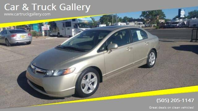 2008 Honda Civic for sale at Car & Truck Gallery in Albuquerque NM