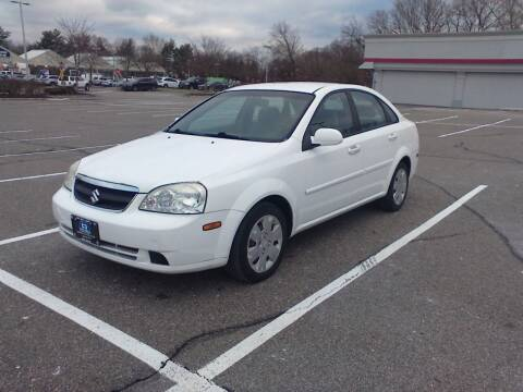 2008 Suzuki Forenza for sale at B&B Auto LLC in Union NJ