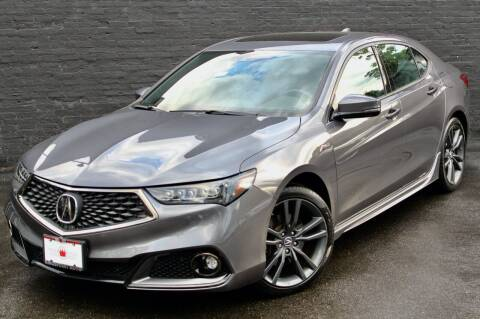 2018 Acura TLX for sale at Kings Point Auto in Great Neck NY