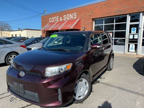 2011 Scion xB for sale at Cote & Sons Automotive Ctr in Lawrence MA