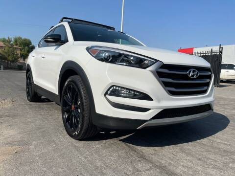 2017 Hyundai Tucson for sale at Boktor Motors in Las Vegas NV