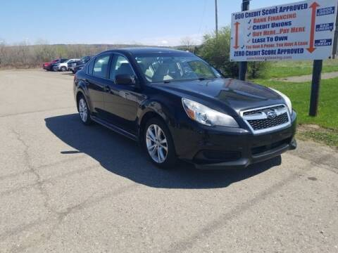 2014 Subaru Legacy for sale at Sensible Sales & Leasing in Fredonia NY