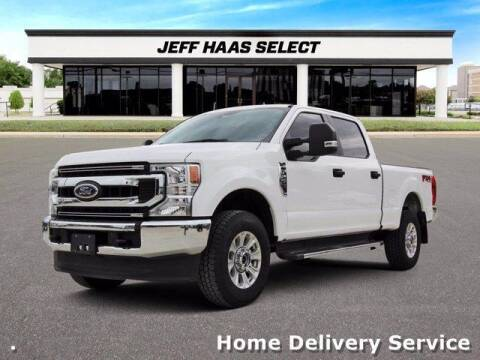 2020 Ford F-250 Super Duty for sale at JEFF HAAS MAZDA in Houston TX