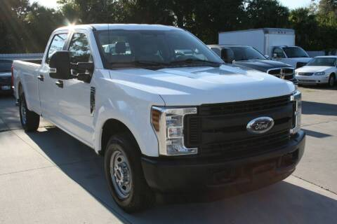2018 Ford F-250 Super Duty for sale at Mike's Trucks & Cars in Port Orange FL