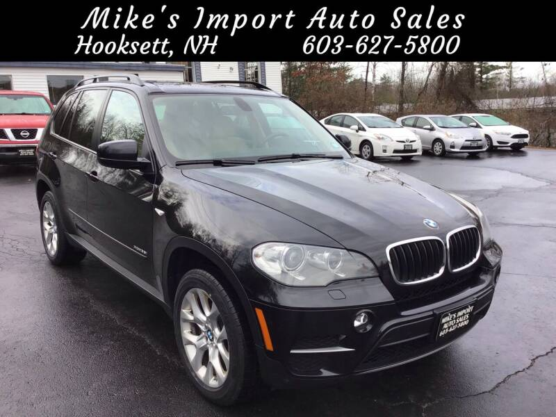 2013 BMW X5 for sale at Mikes Import Auto Sales INC in Hooksett NH