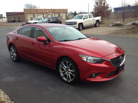 2014 Mazda MAZDA6 for sale at Bruns & Sons Auto in Plover WI