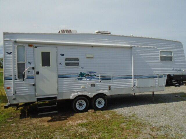 2002 Keystone Springdale 279RL for sale at Lee RV Center in Monticello KY