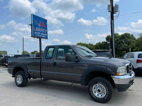 2004 Ford F-250 Super Duty for sale at Liberty Auto Sales in Merrill IA