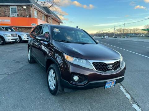 2013 Kia Sorento for sale at Bloomingdale Auto Group - The Car House in Butler NJ