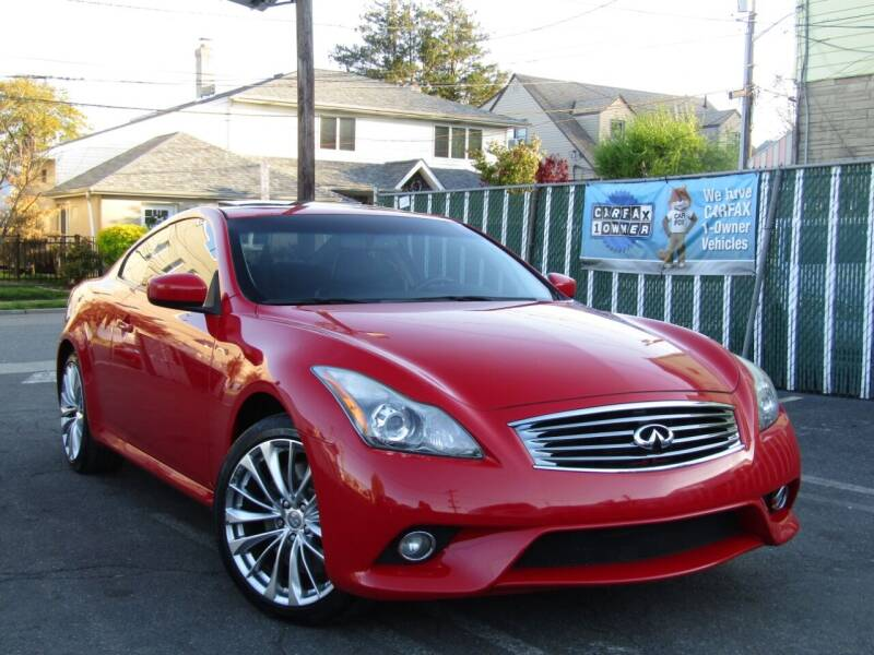 2012 Infiniti G37 Coupe for sale at The Auto Network in Lodi NJ