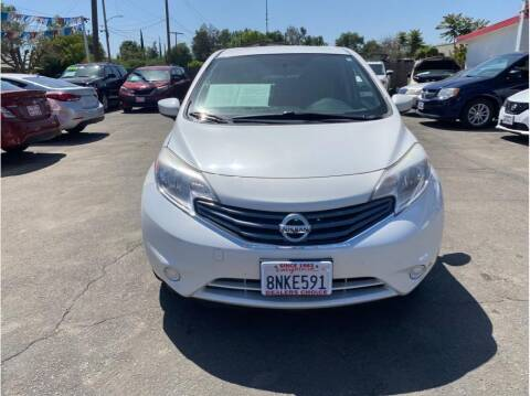 2015 Nissan Versa Note for sale at Dealers Choice Inc in Farmersville CA