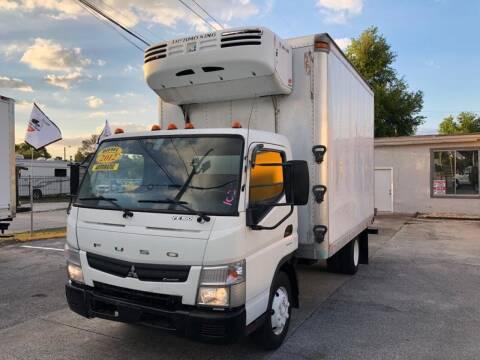 2012 Mitsubishi Fuso FE160 for sale at Orange Truck Sales in Orlando FL