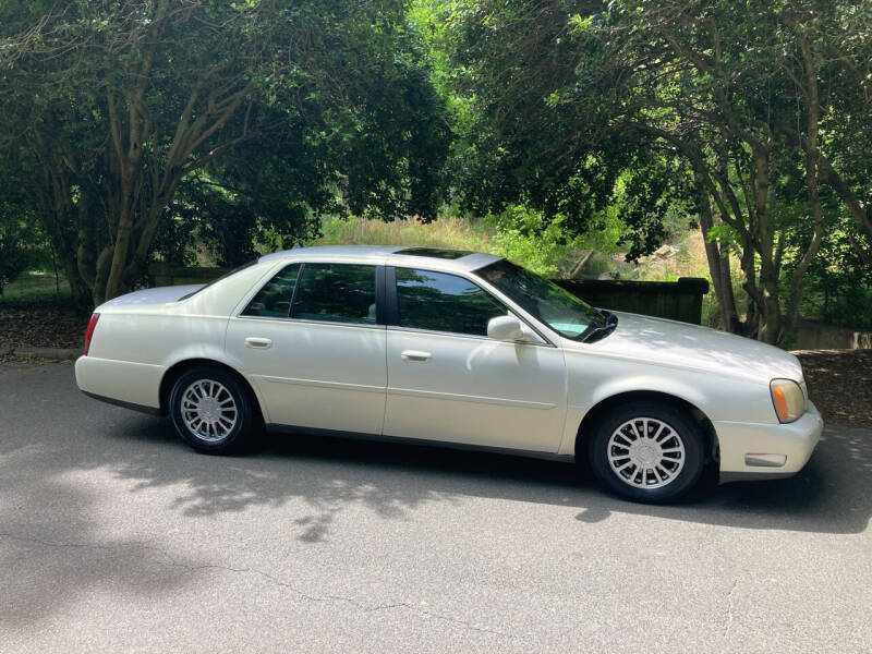 2004 Cadillac DeVille for sale at Bull City Auto Sales and Finance in Durham NC