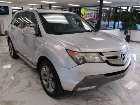 2007 Acura MDX for sale at Dealer One Auto Credit in Oklahoma City OK