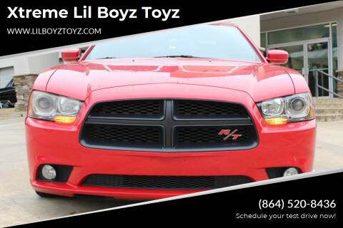 2012 Dodge Charger for sale at Xtreme Lil Boyz Toyz in Greenville SC