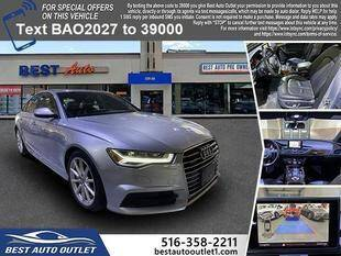 2018 Audi A6 for sale at Best Auto Outlet in Floral Park NY