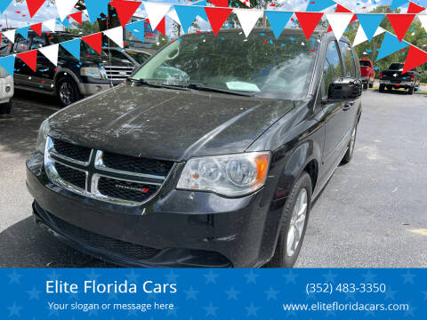 2015 Dodge Caravan for sale at Elite Florida Cars in Tavares FL