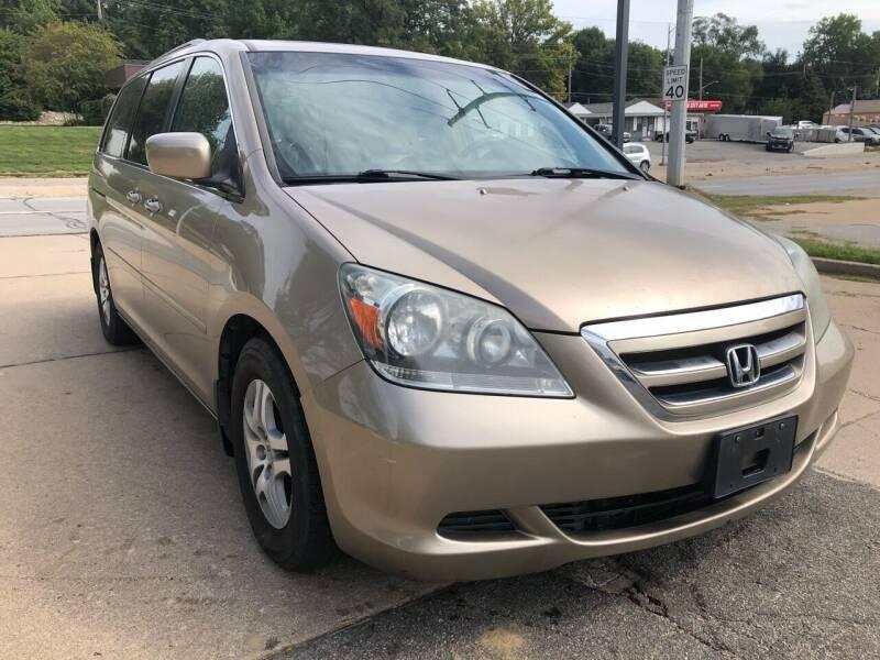 2006 Honda Odyssey for sale at Divine Auto Sales LLC in Omaha NE