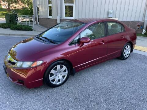 2009 Honda Civic for sale at AMERICAR INC in Laurel MD