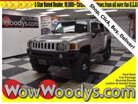 2007 HUMMER H3 for sale at WOODY'S AUTOMOTIVE GROUP in Chillicothe MO