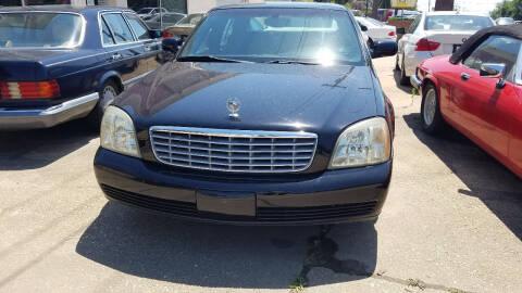 2005 Cadillac DeVille for sale at PRESTIGE MOTORS in Fredericksburg VA