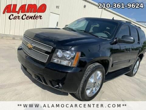 2013 Chevrolet Tahoe for sale at Alamo Car Center in San Antonio TX