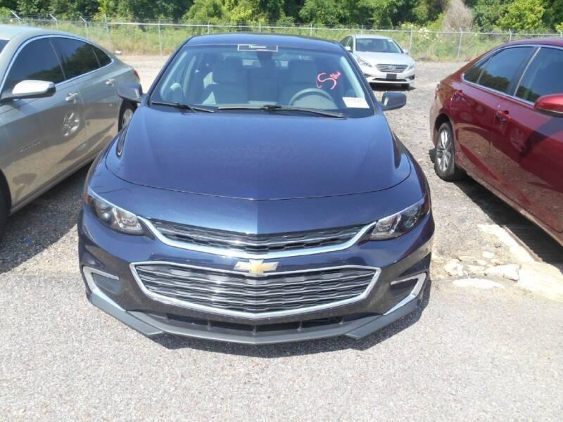 2020 Chevrolet Malibu for sale at AUTO MART in Montgomery AL
