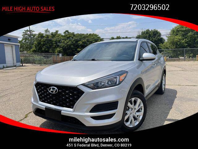 2019 Hyundai Tucson for sale in Denver, CO