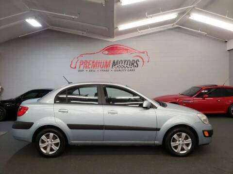 2009 Kia Rio for sale at Premium Motors in Villa Park IL