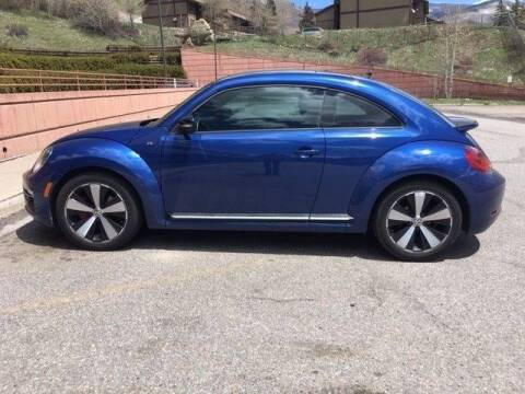 2014 Volkswagen Beetle for sale at The Car Guy in Glendale CO
