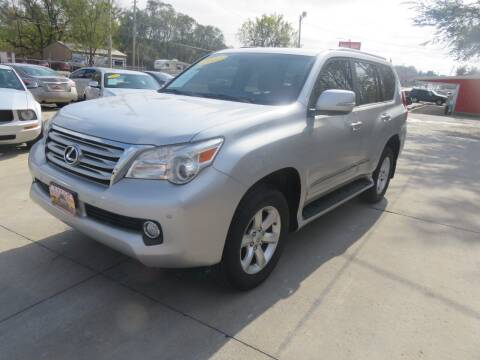 2012 Lexus GX 460 for sale at Azteca Auto Sales LLC in Des Moines IA