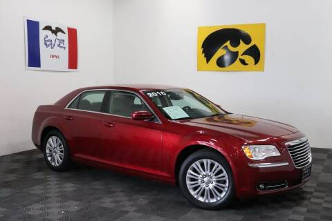 2014 Chrysler 300 for sale at Carousel Auto Group in Iowa City IA