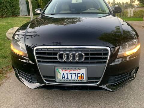 2011 Audi A4 for sale at Car Lanes LA in Valley Village CA