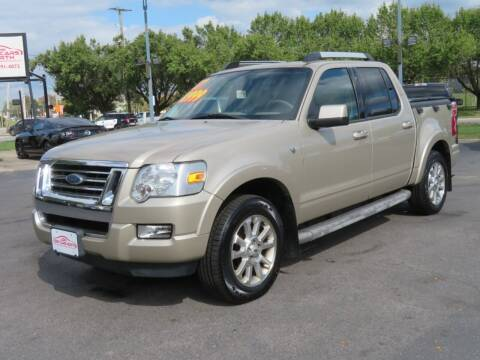 2007 Ford Explorer Sport Trac for sale at Low Cost Cars North in Whitehall OH