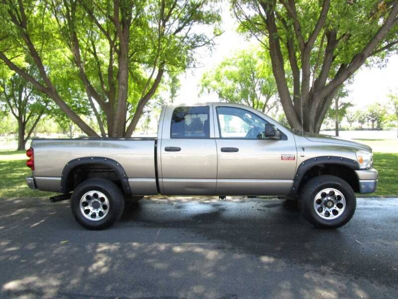 2008 Dodge Ram Pickup 2500 for sale at Drive Happy Auto Sales in Nampa ID