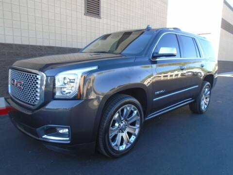 2016 GMC Yukon for sale at COPPER STATE MOTORSPORTS in Phoenix AZ