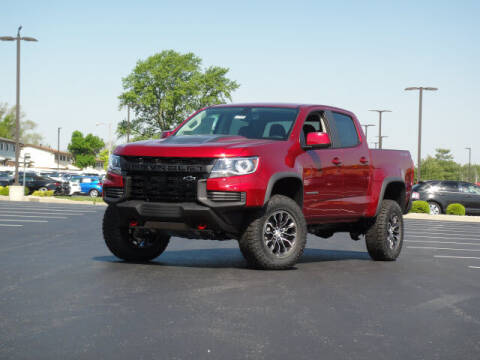 2021 Chevrolet Colorado for sale at Jack Schmitt Chevrolet Wood River in Wood River IL
