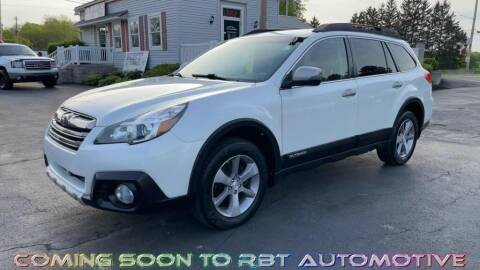 2013 Subaru Outback for sale at RBT Automotive LLC in Perry OH