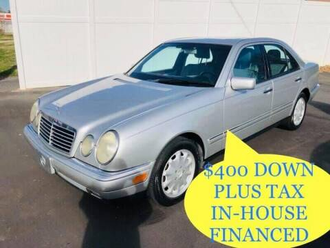 1998 Mercedes-Benz E-Class for sale at First Class Autos in Maiden NC