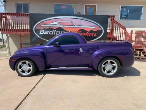 2004 Chevrolet SSR for sale at Badlands Brokers in Rapid City SD