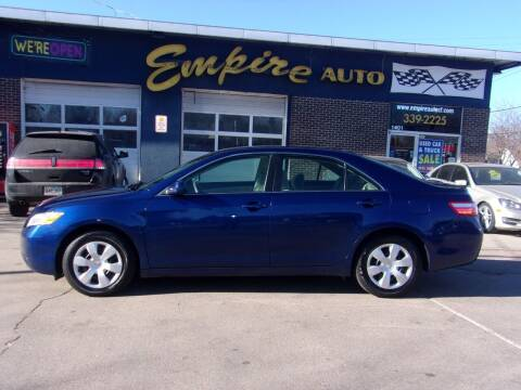 2007 Toyota Camry for sale at Empire Auto Sales in Sioux Falls SD