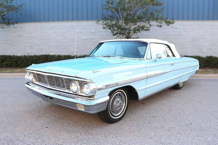 1968 Ford Galaxie 500 for sale in Cadillac, MI