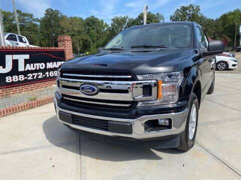 2018 Ford F-150 for sale at J T Auto Group in Sanford NC